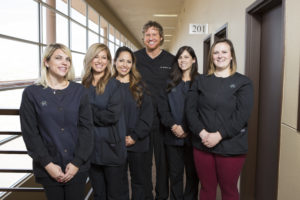 DR.W.Gregory Rose Dental Team