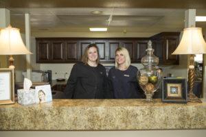 Dr. Elizabeth Keys & Dr. Rebecca Bray